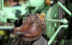Produktfoto Schuhe on location