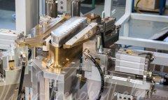 Technisches Detail Industrieanlage